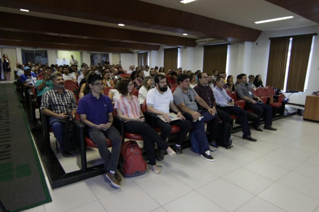 Público do evento